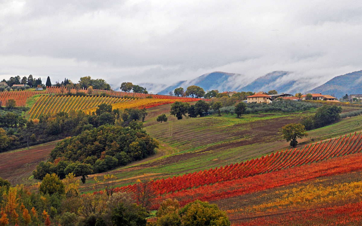 Offerta week-end Autunno in Umbria