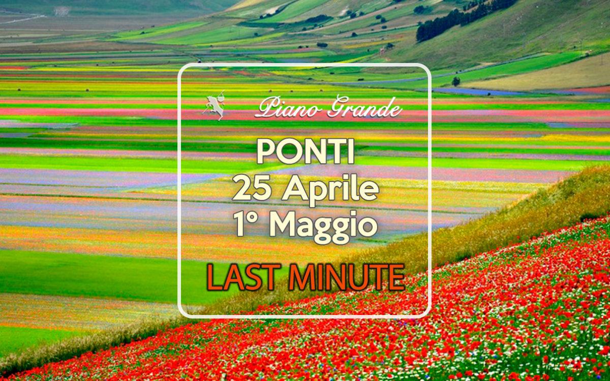Offerta ponti 25 Aprile – 1 Maggio in Umbria